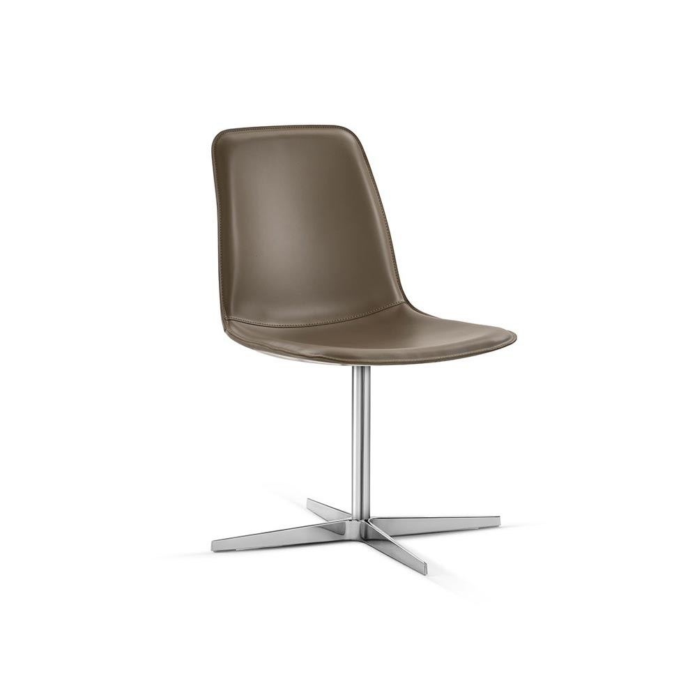 Lilly 4 Ways Swivel Chair by Italforma