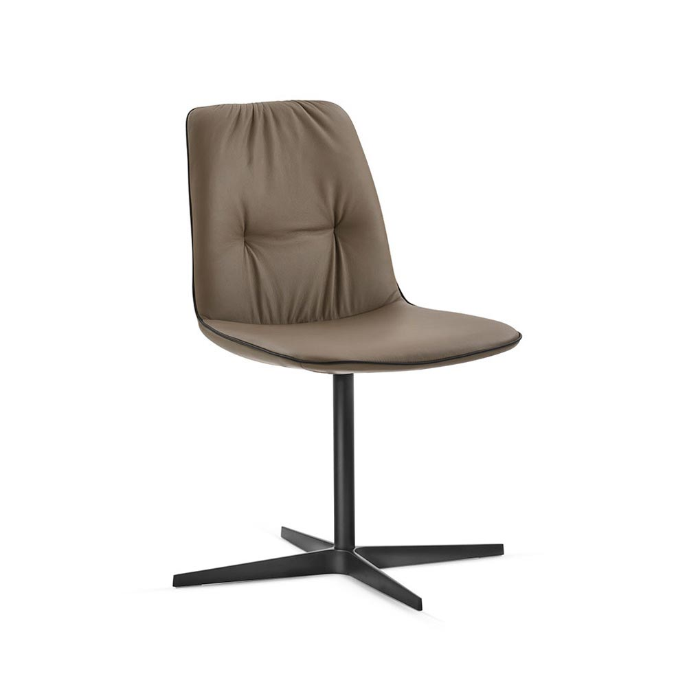 Lisa 4 Ways Swivel Chair by Italforma