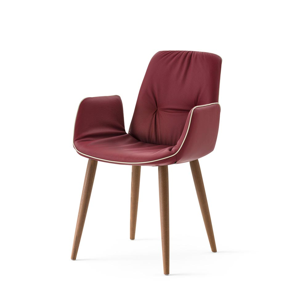 Lisa G Armchair by Italforma