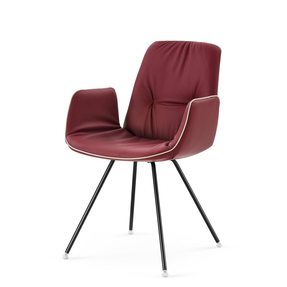 Lisa M Armchair by Italforma