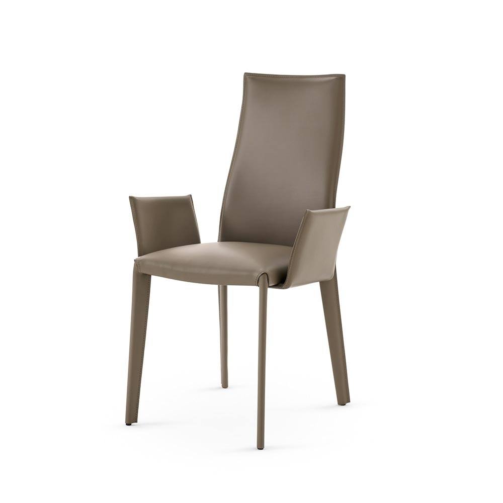 Naika High Armchair by Italforma