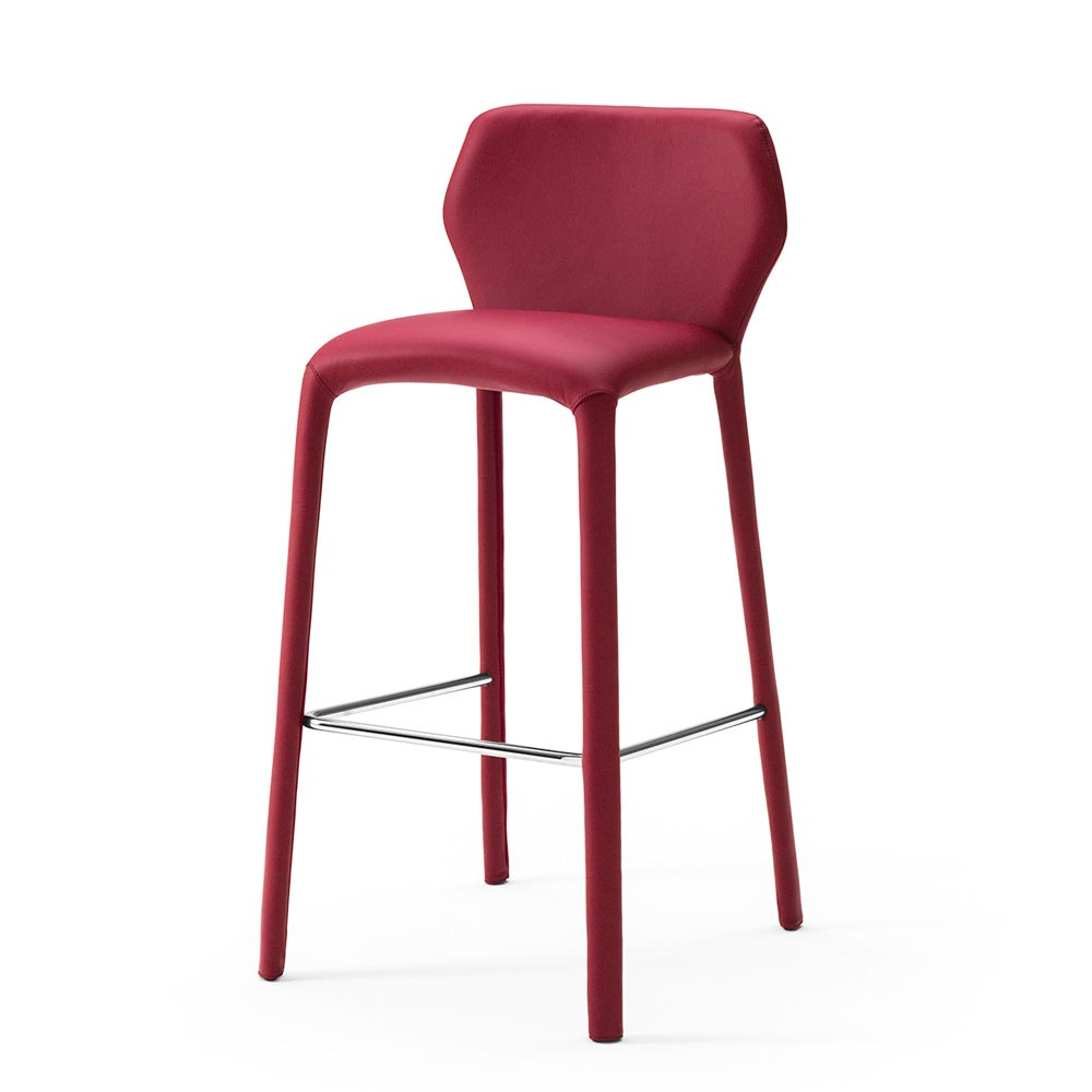Shila 75 Bar Stool by Italforma