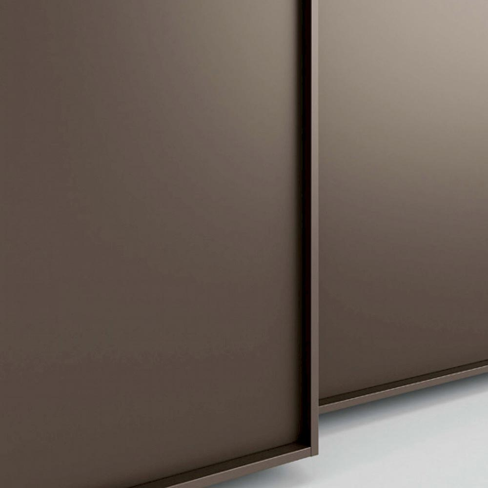 Square Sliding Door Wardrobe by Jesse