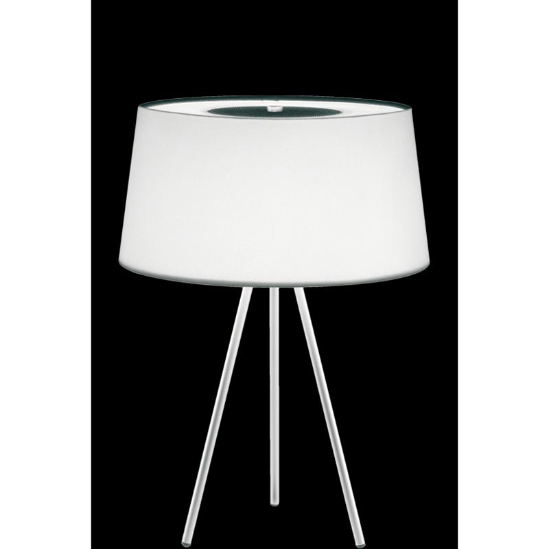 Tripod Table Lamp by Kundalini