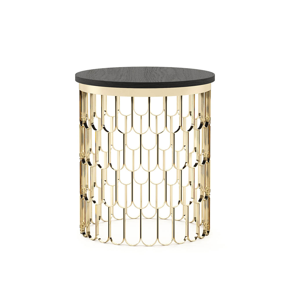 Brenda Side Table by Laskasas
