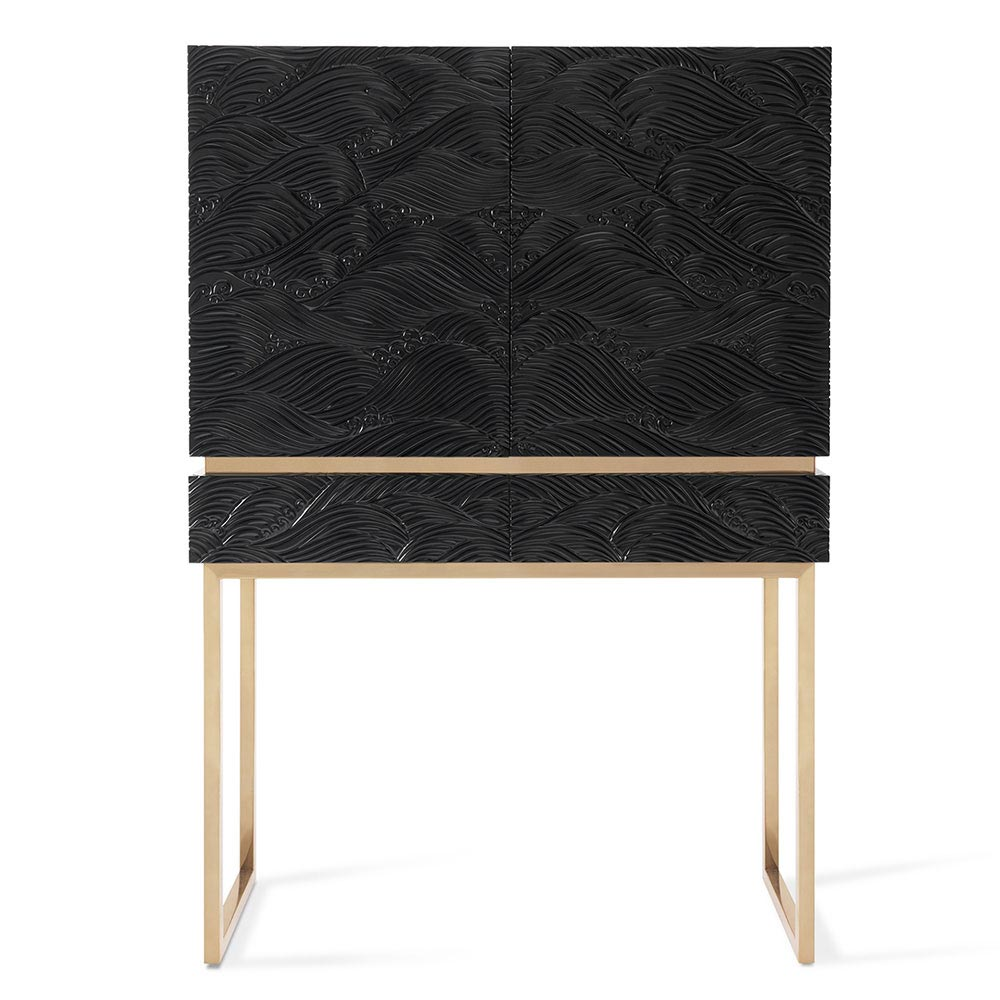 Cannes 1 Drinks Cabinet by Laskasas