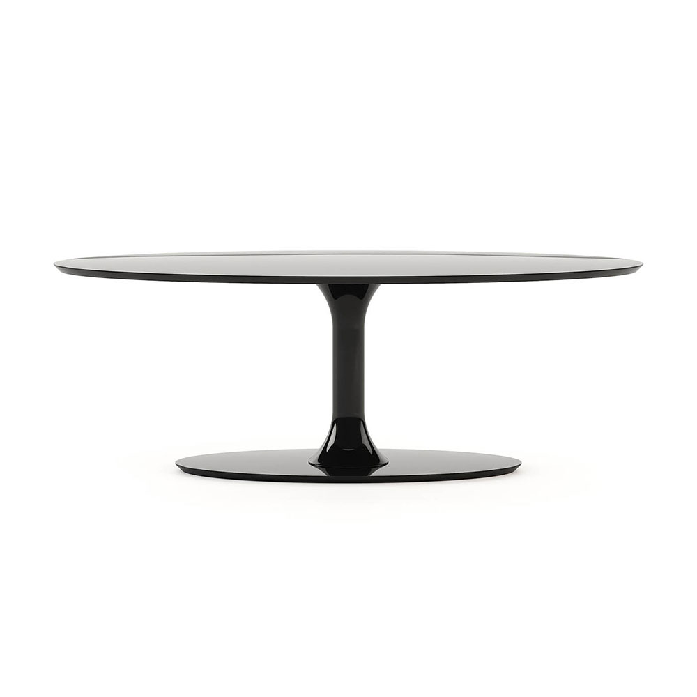 Egg Dining Table by Laskasas