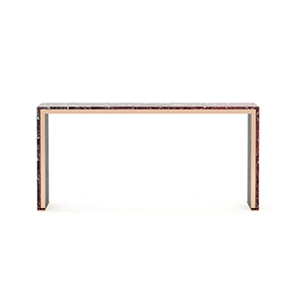Jill Console Table by Laskasas