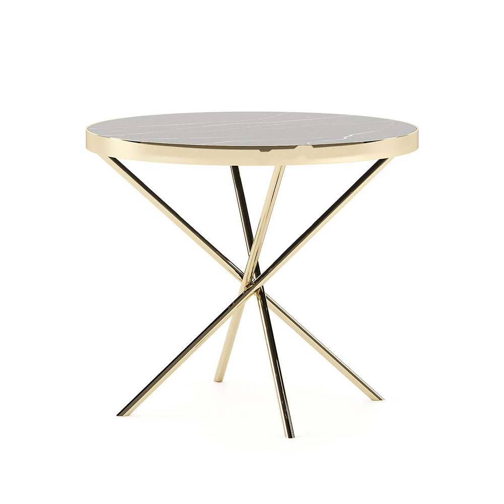 Lauren Side Table by Laskasas