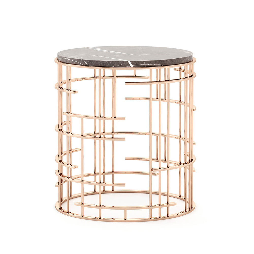 Mercy Side Table by Laskasas