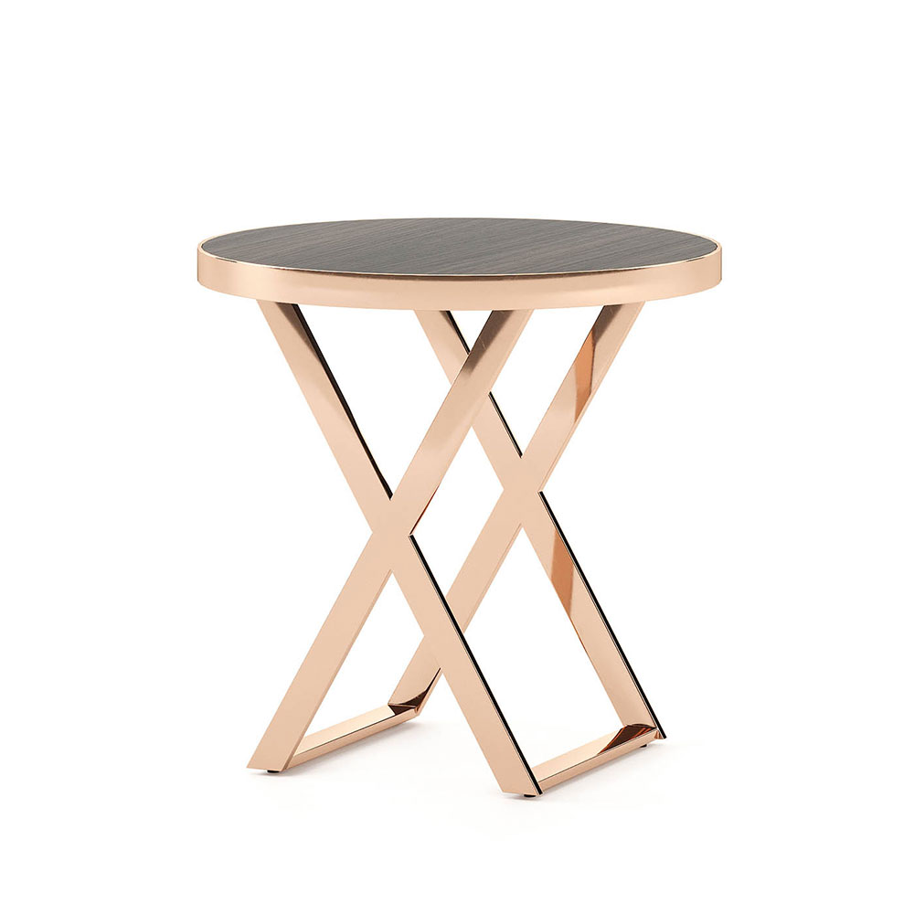 Nottingham Side Table by Laskasas