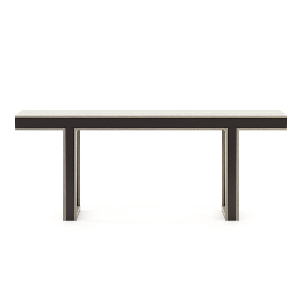 Pearl Console Table by Laskasas