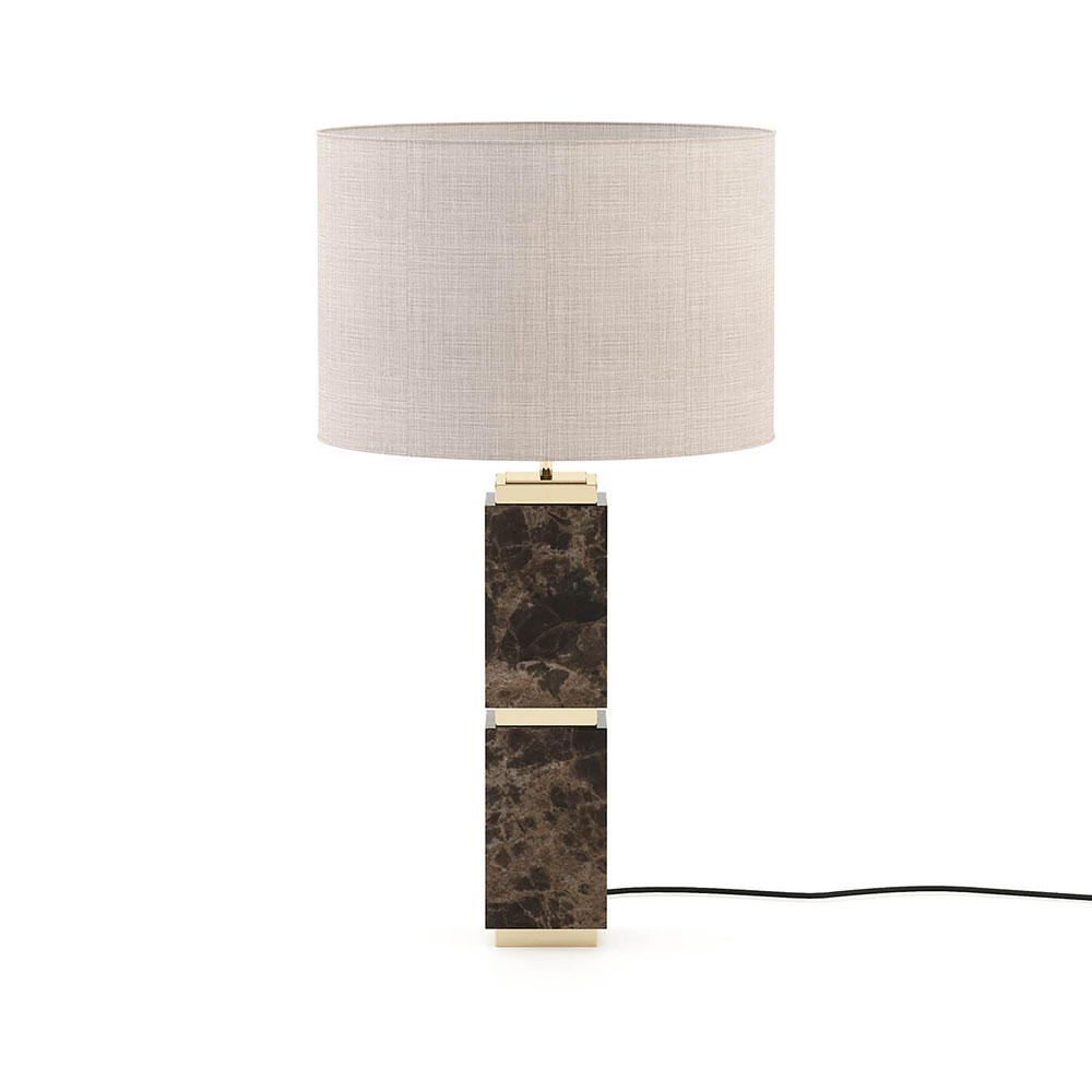 Quentin Table Lamp by Laskasas