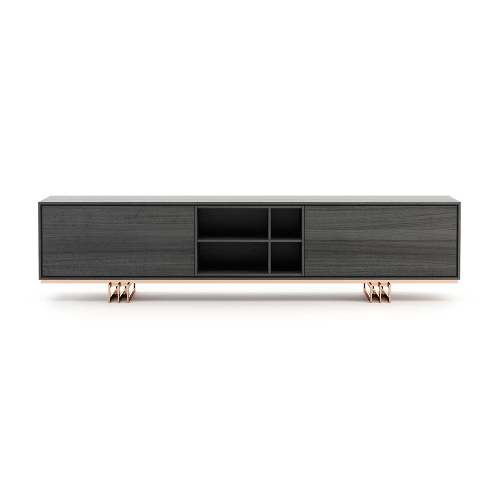 Riviera  TV Wall Unit by Laskasas