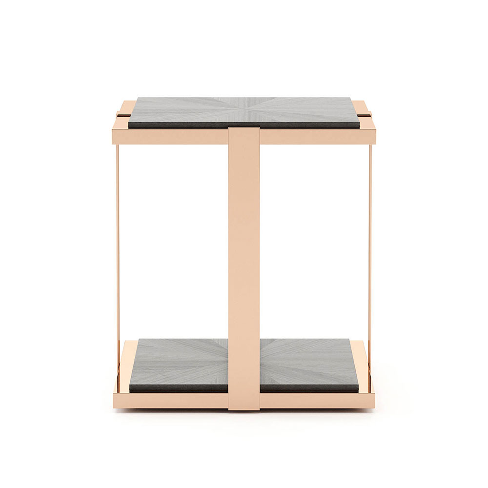 Tracy Side Table by Laskasas