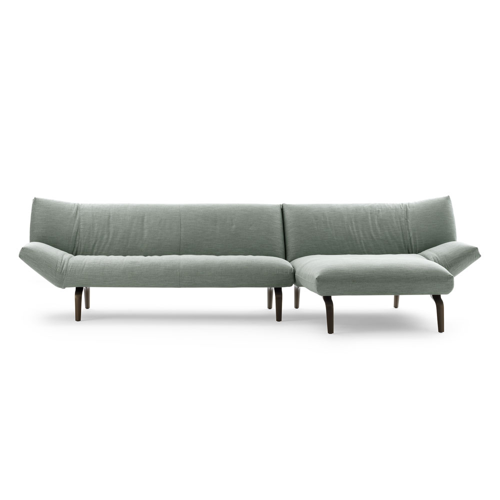 Devon 1 Sofa by Leolux