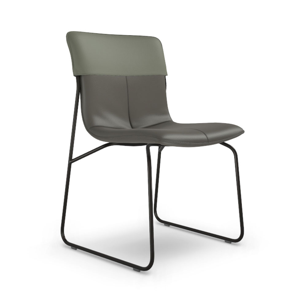 Ditte Dining Chair by Leolux
