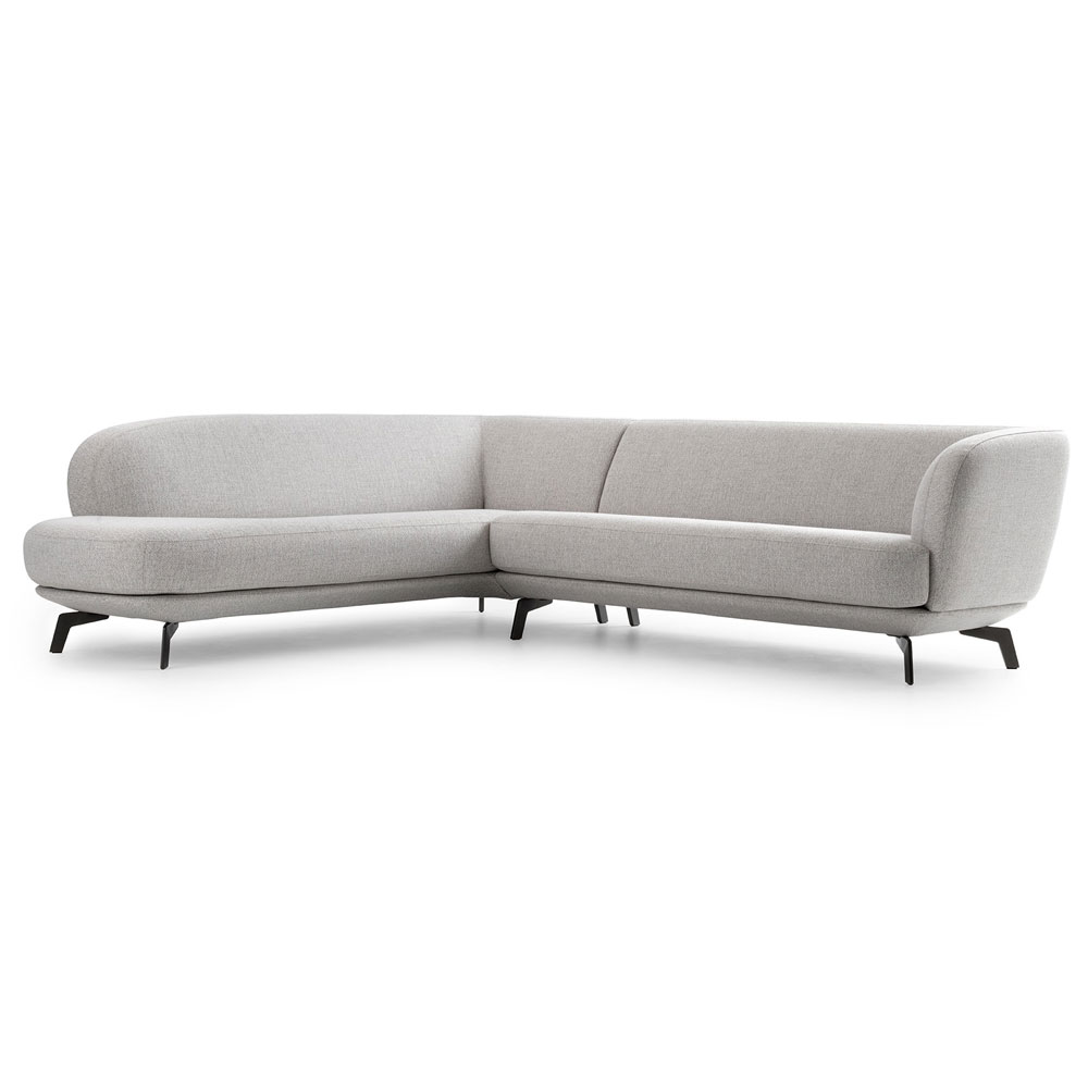 Flint 1 Sofa by Leolux