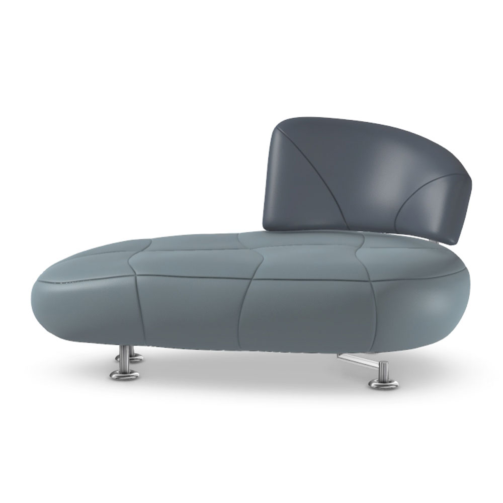 Kikko Chaise Longue by Leolux