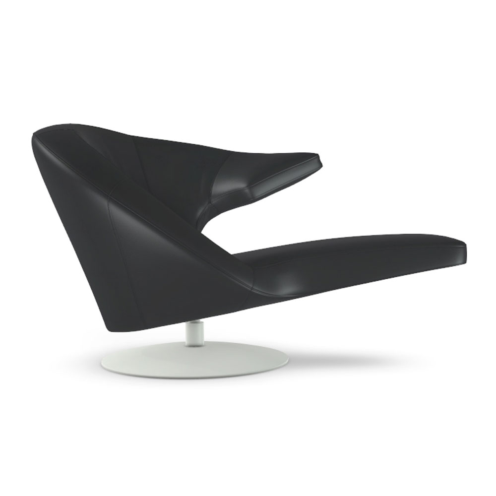 Parabolica Swivel Armchair by Leolux
