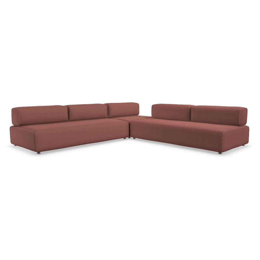 Ponton Next 1 Sofa by Leolux
