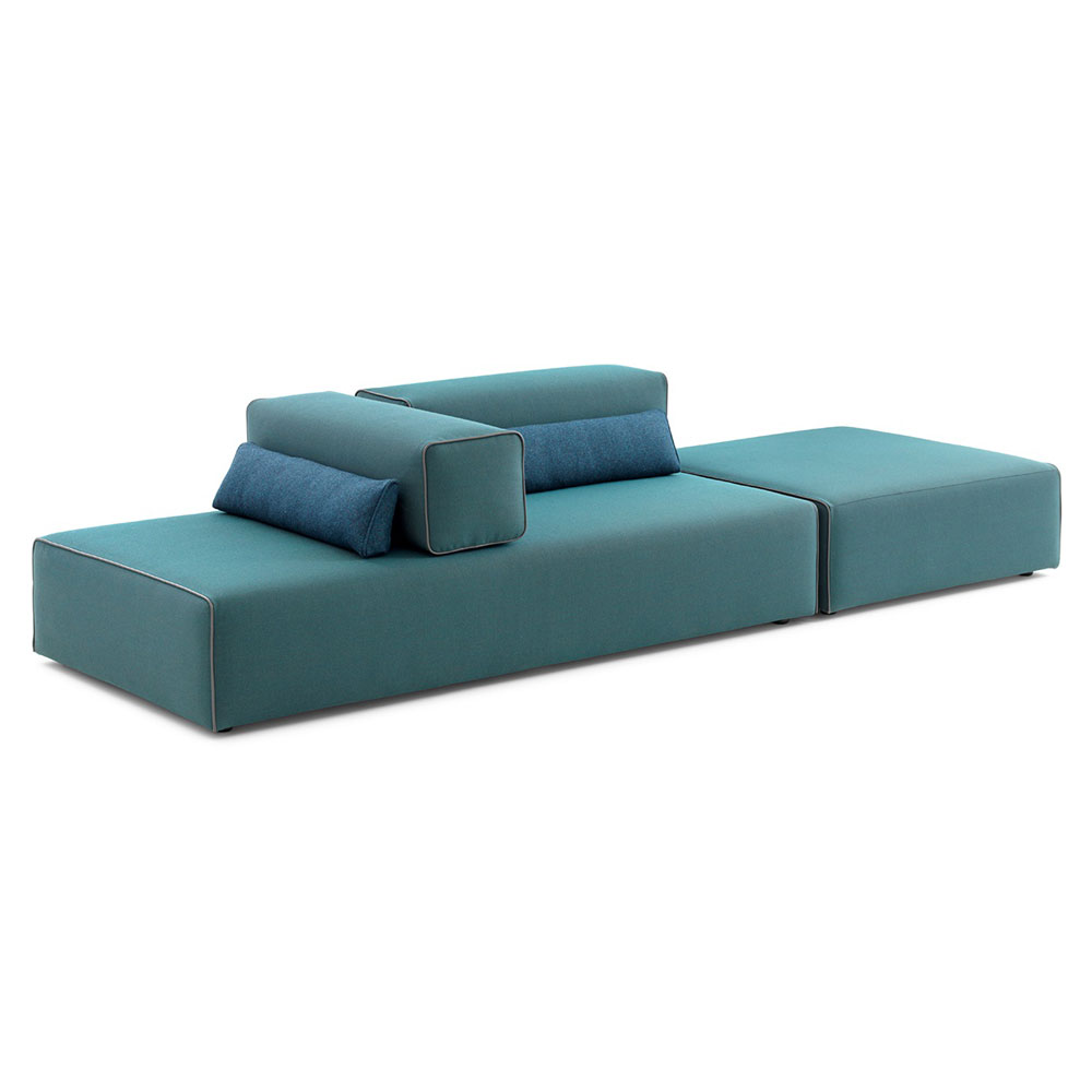Ponton Next Sofa by Leolux