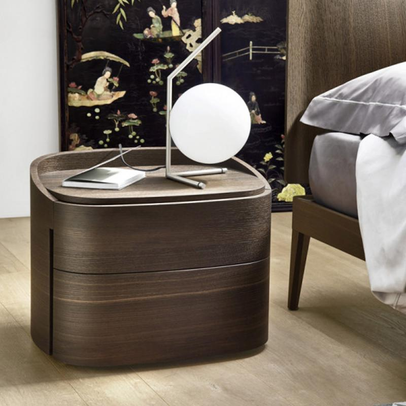 Babila Bedside Table by Logo