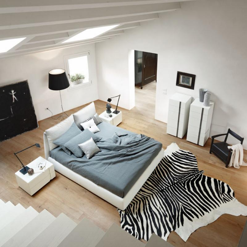 Quality Designer Beds made in Italy.
