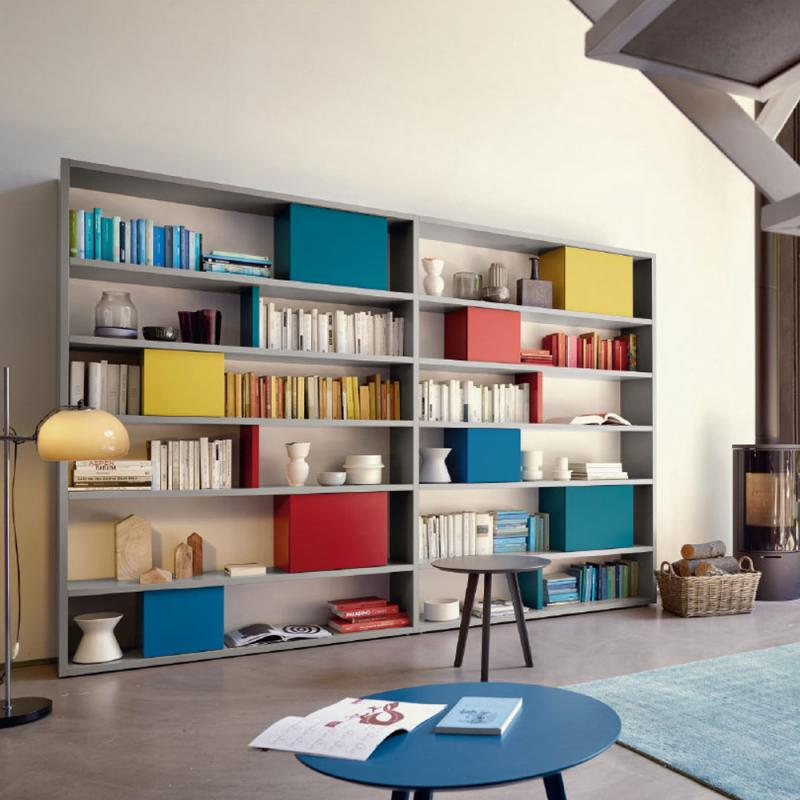 Logo Bookcase Design # 8