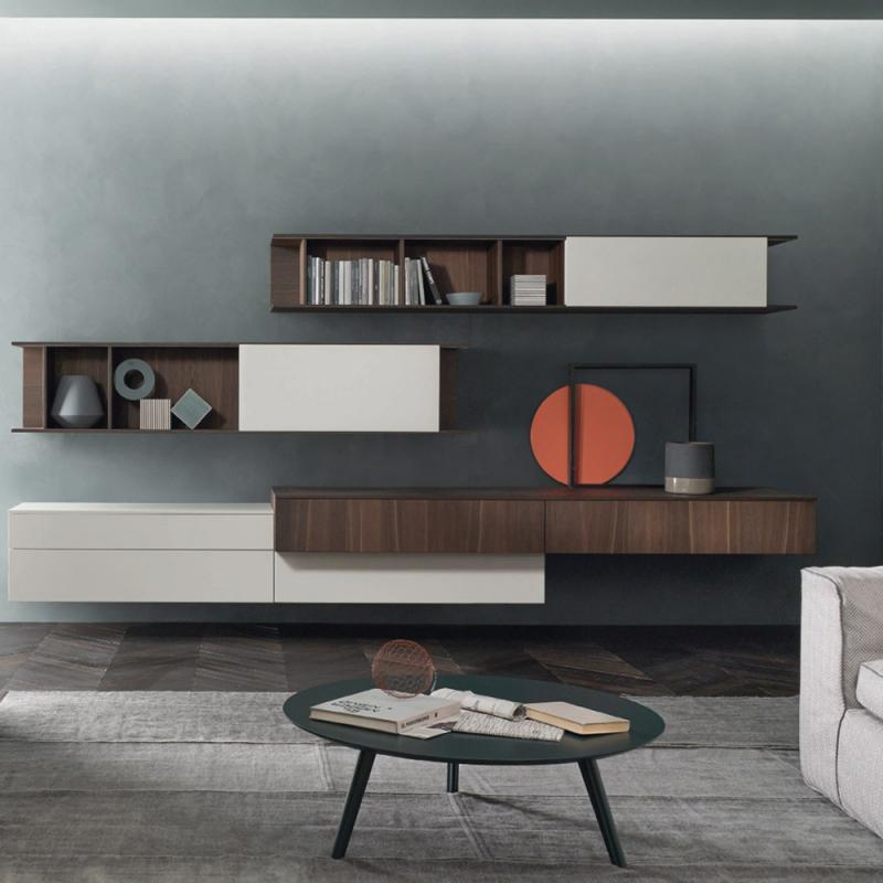 Logo Wall Unit Design # 12