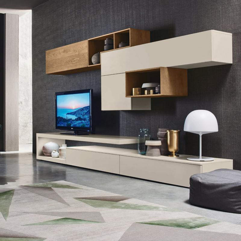 Logo Wall Unit Design # 18