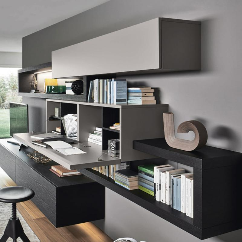 Logo Wall Unit Design # 23
