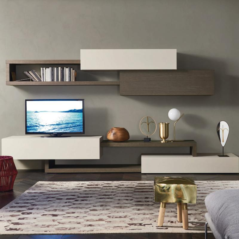 Logo Wall Unit Design # 24