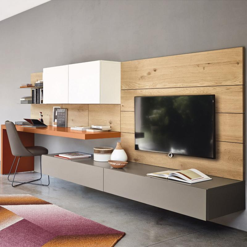 Logo Wall Unit Design # 29