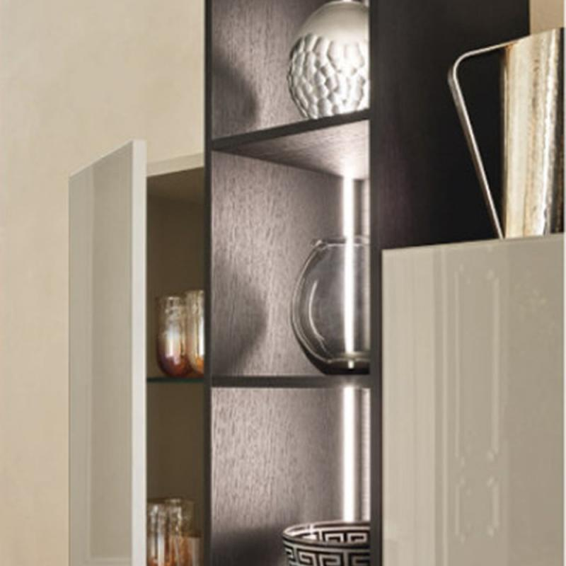 Logo Wall Unit Design # 3