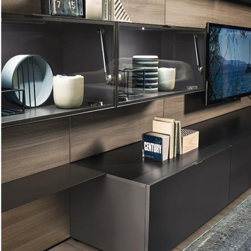 Logo Wall Unit Design # 34