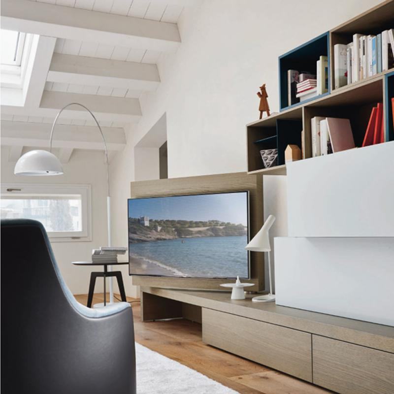 Logo Wall Unit Design # 45