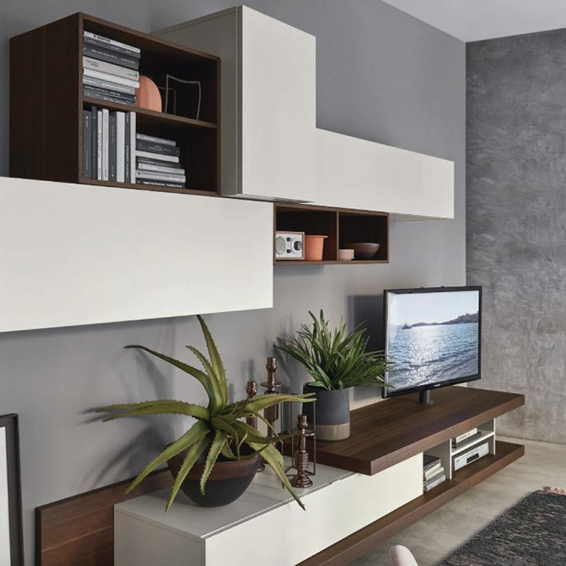 Logo Wall Unit Design # 49