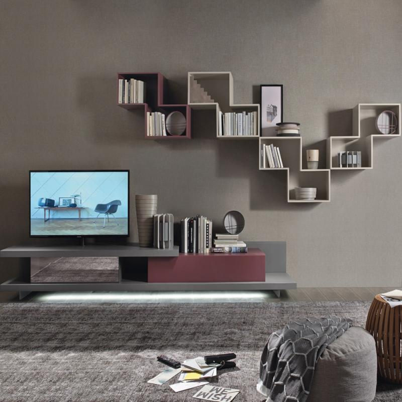 Logo Wall Unit Design # 50