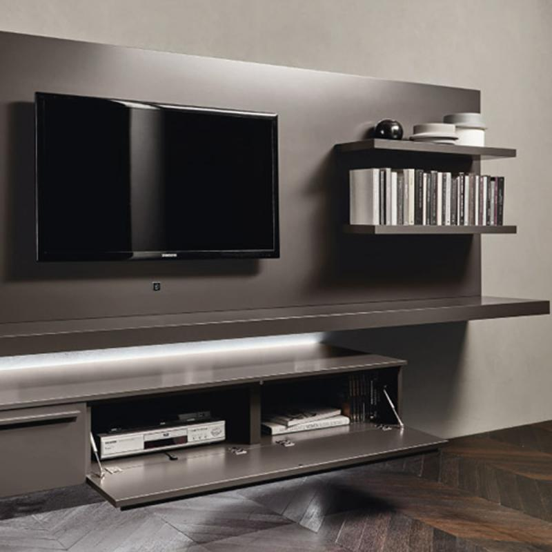 Logo Wall Unit Design # 51