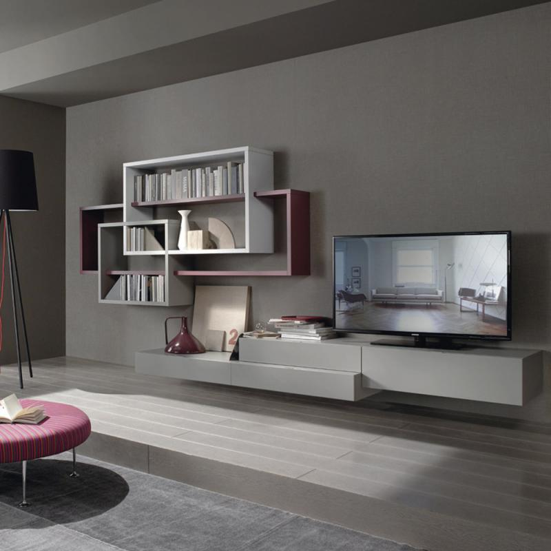 Logo Wall Unit Design # 55