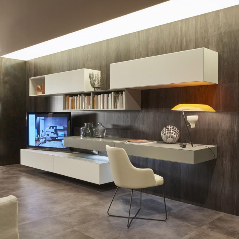 Logo Wall Unit Design # 58