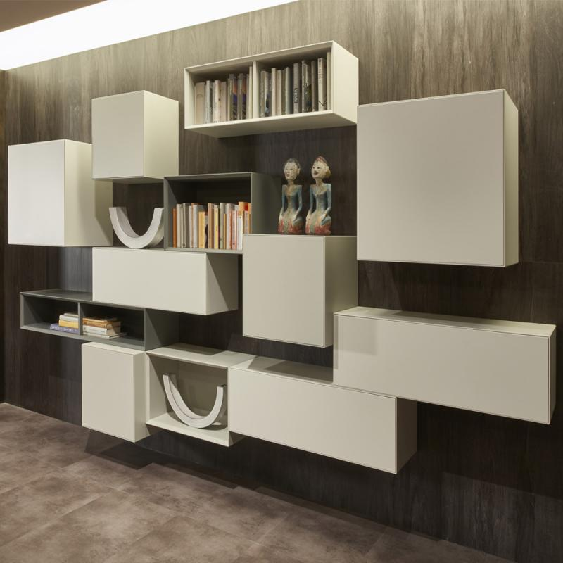 Logo Wall Unit Design # 59