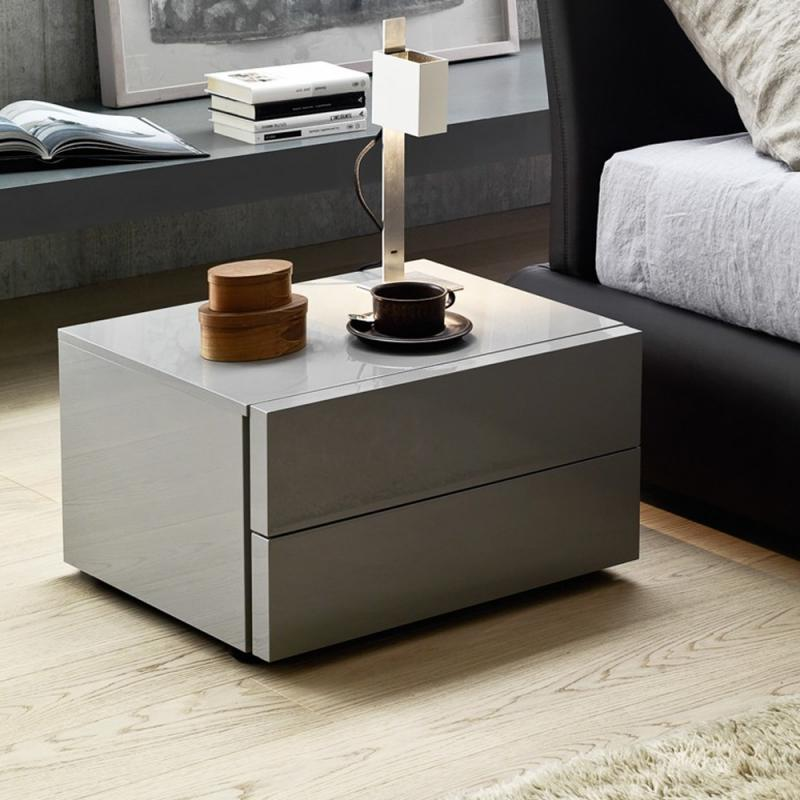 Valeo Bedside Table by Logo