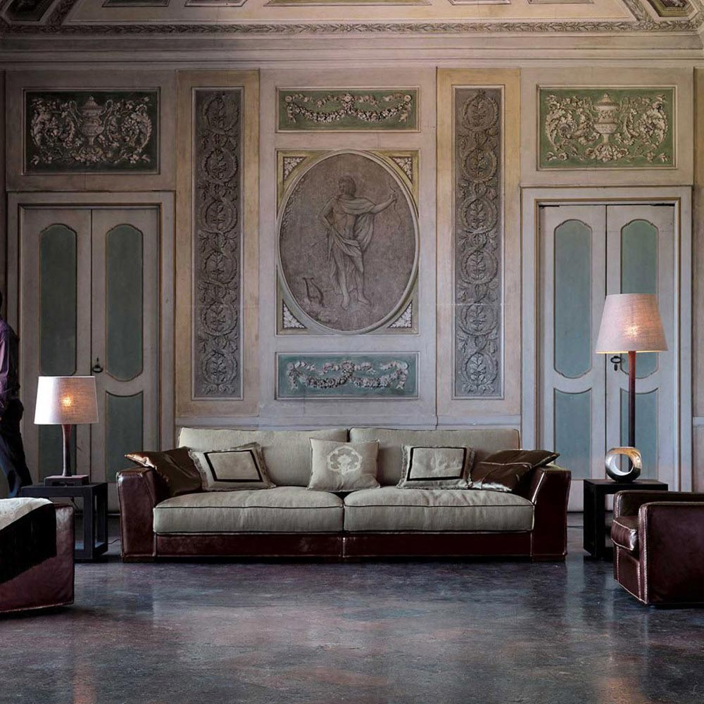 Alfred Sofa by Longhi
