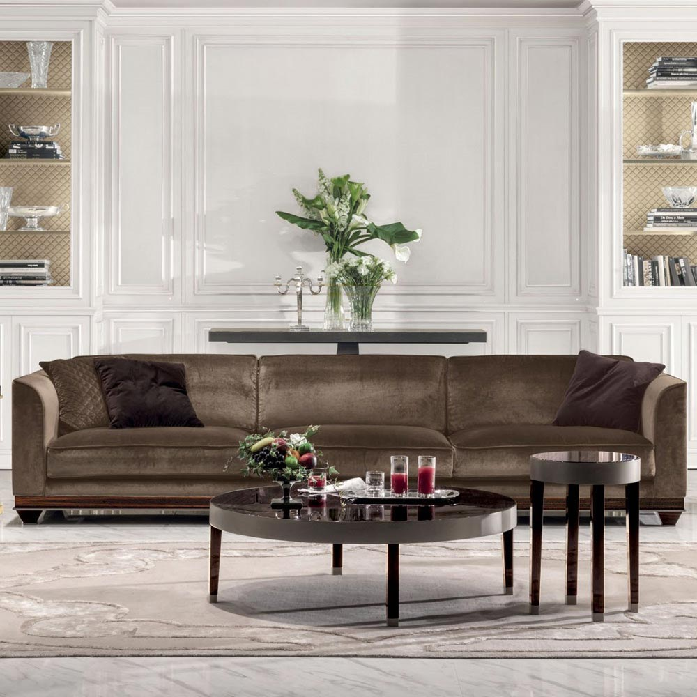 Chopin Classic Sofa by Longhi