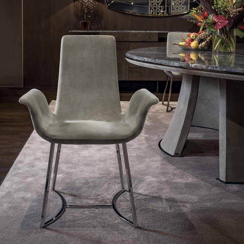 Coral Armchair by Longhi