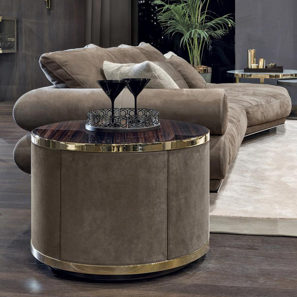 Courbet Side Table by Longhi