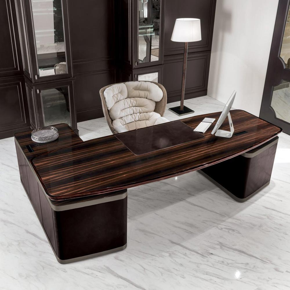 Ector Desk Dining Table by Longhi