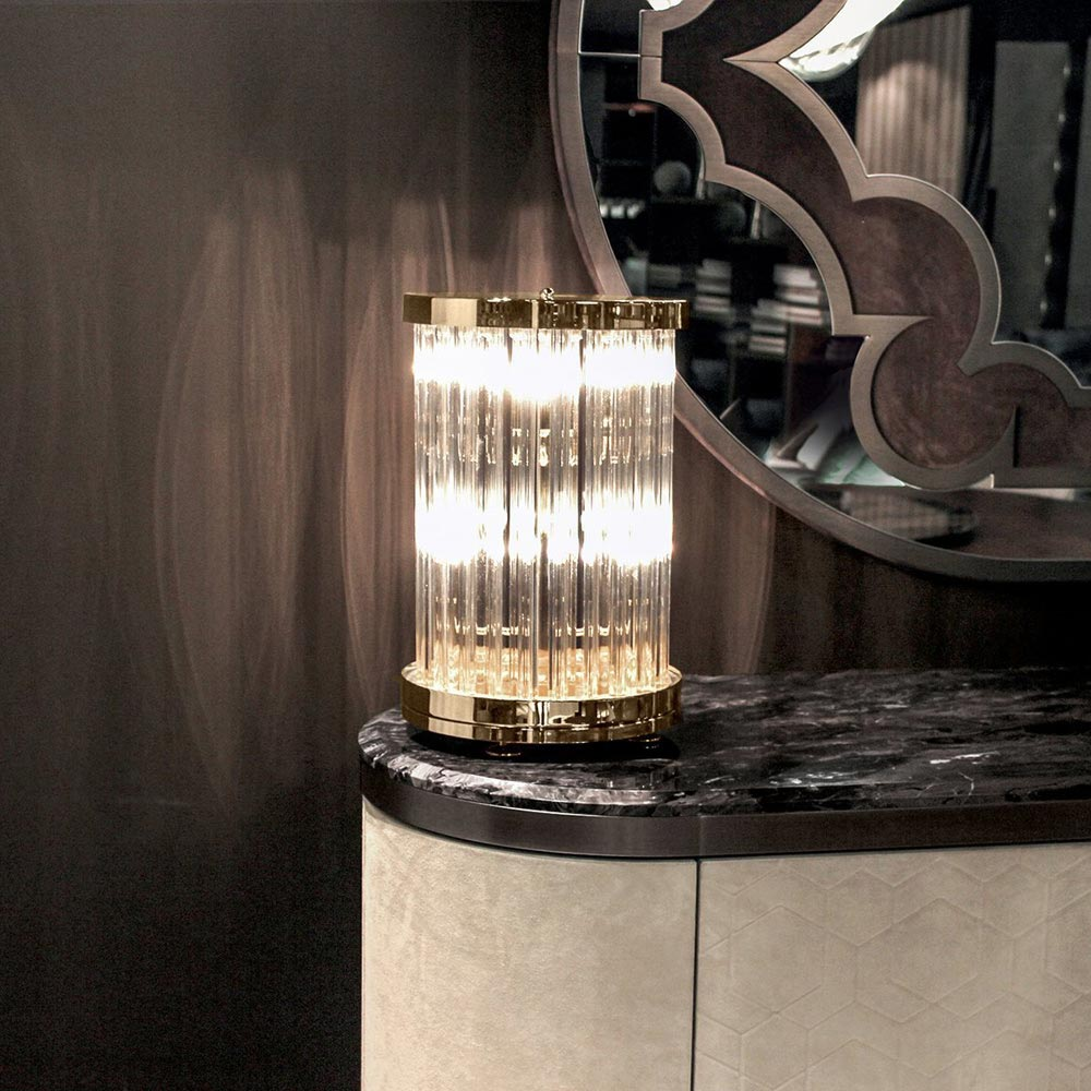 Elisabeth Table Lamp by Longhi